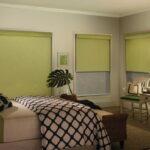 рулонные шторы фото интерьера