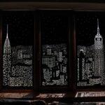 рулонные шторы дизайн фото