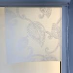 рулонные шторы перфорированный лист дерева