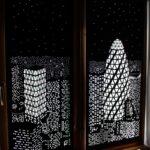 шторы с перфорацией