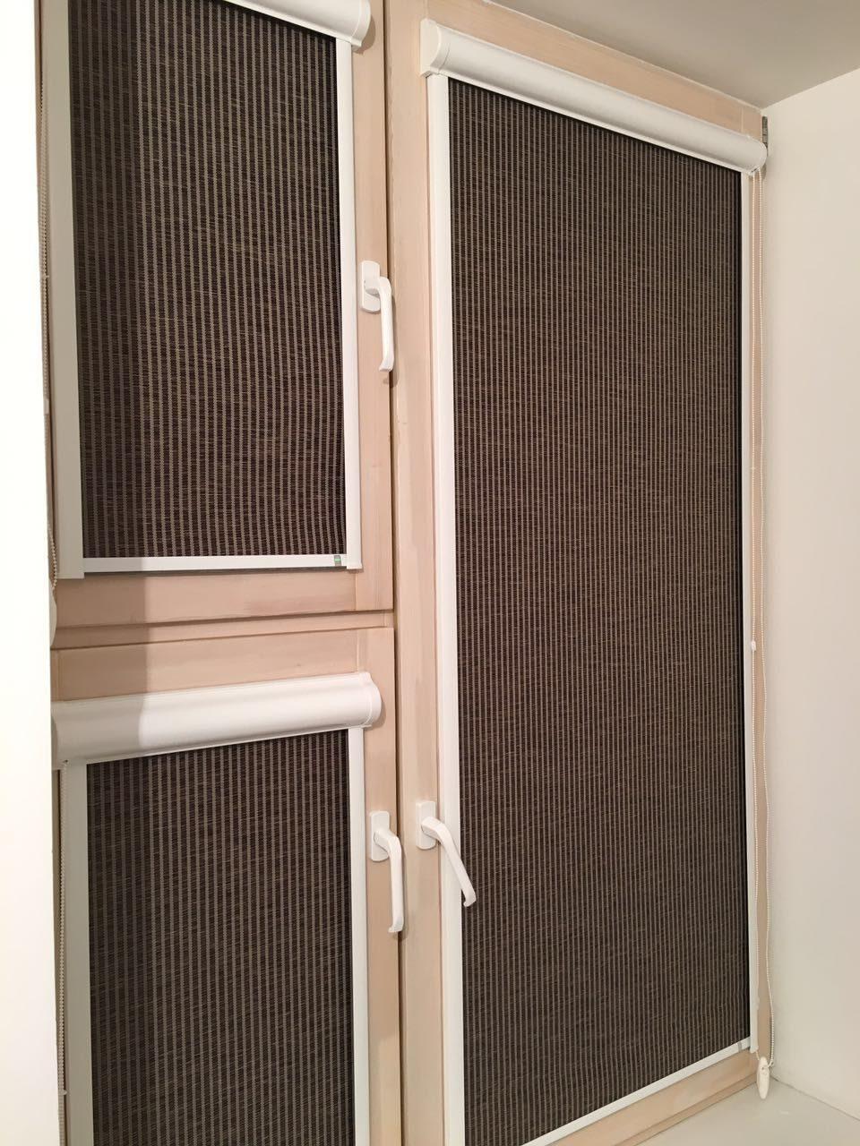 рулонные шторы уни фото