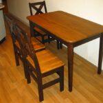 самодельный кухонный стол фото декора
