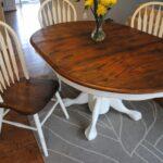 самодельный кухонный стол декор идеи