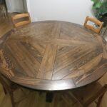 самодельный кухонный стол идеи декор