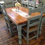 самодельный кухонный стол интерьер