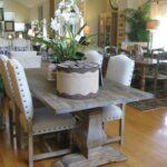 самодельный кухонный стол фото интерьера
