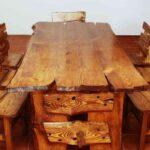 самодельный кухонный стол фото оформления