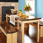 самодельный кухонный стол идеи