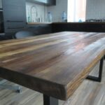 самодельный кухонный стол идеи оформление