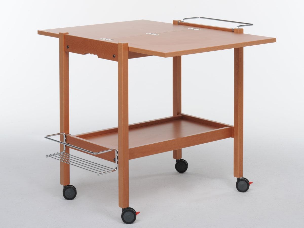 вариант отделки столика