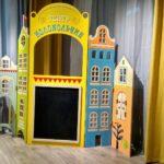 ширма для детского сада фото декор