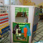 ширма для детского сада оформление фото