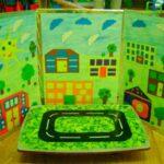 ширма для детского сада фото оформление