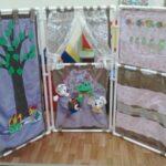 ширма для детского сада фото оформления