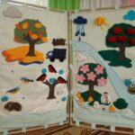 ширма для детского сада оформление идеи