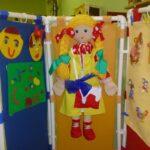ширма для детского сада варианты фото