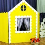 ширма для детского сада варианты декора