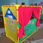 ширма для детского сада фото декора