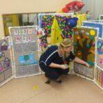 ширма для детского сада идеи дизайн