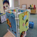 ширма для детского сада из труб