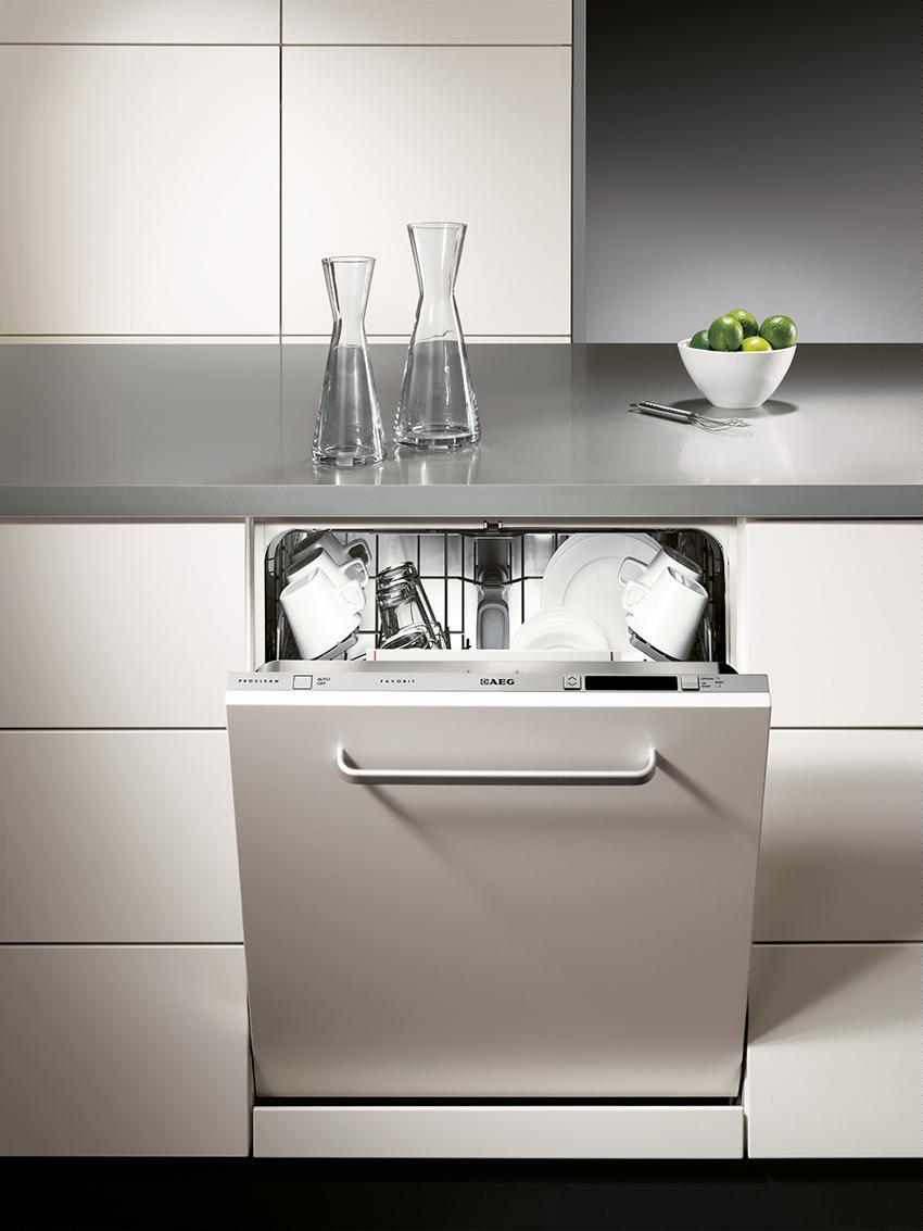 правила размещения посудомойки