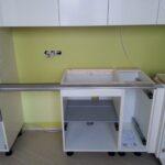 сборка посудомоечного шкафа