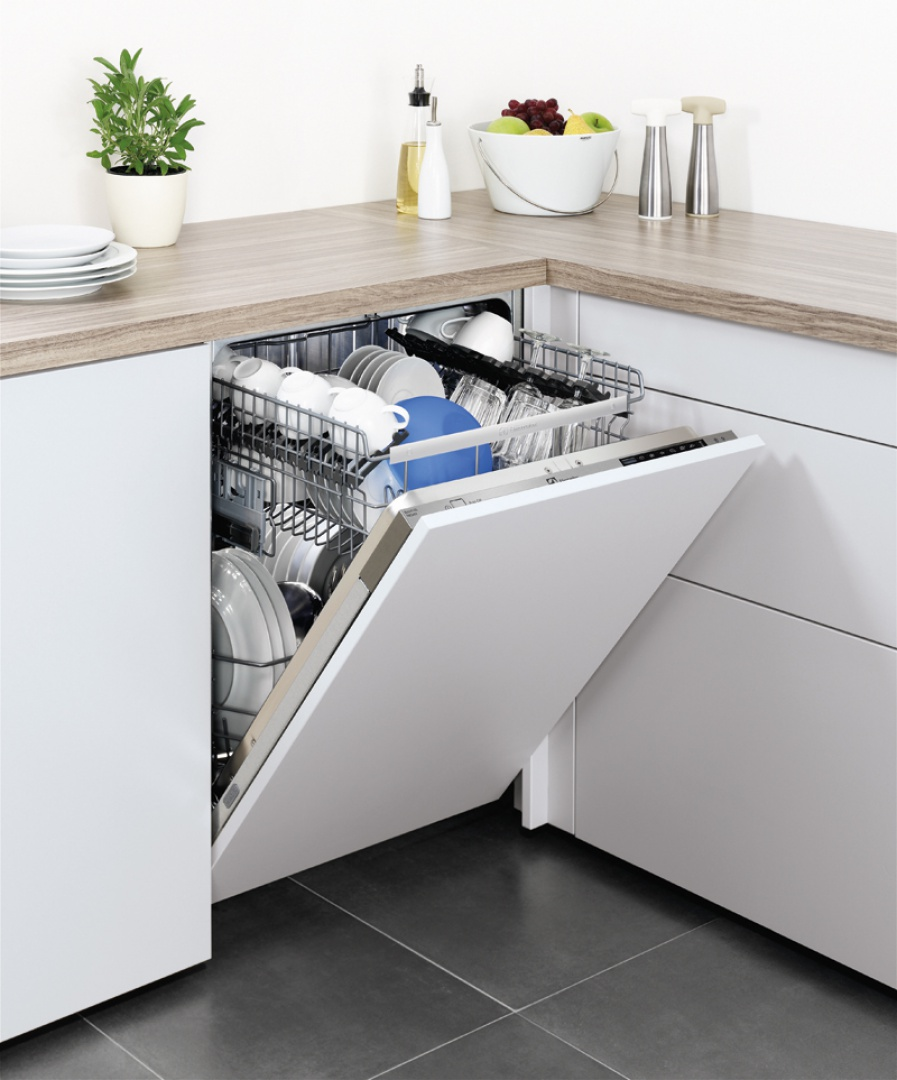 расположение посудомойки