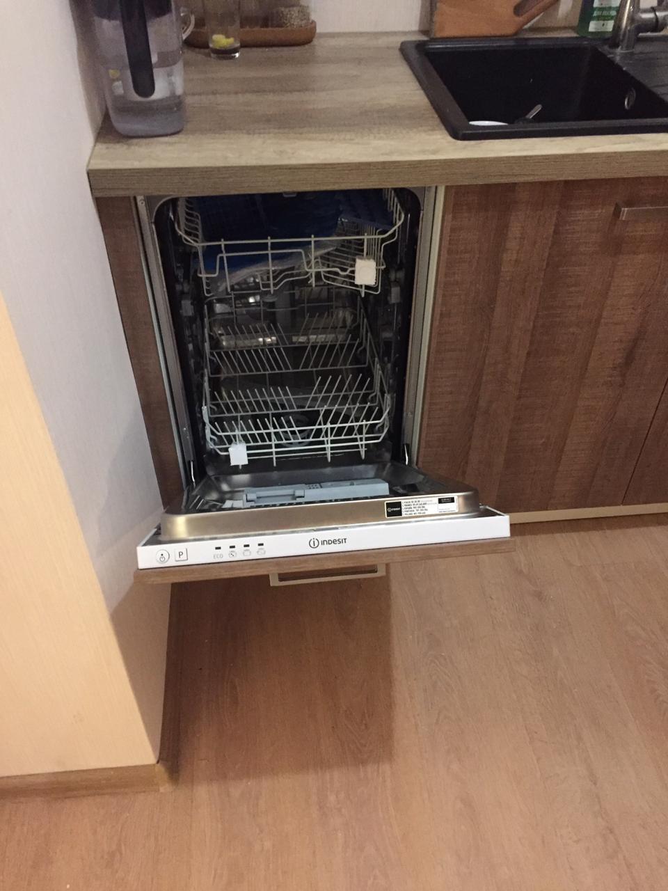 посудомойка 45 см