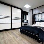 шкаф встроенный белый