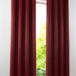 шторы из Италии бордо