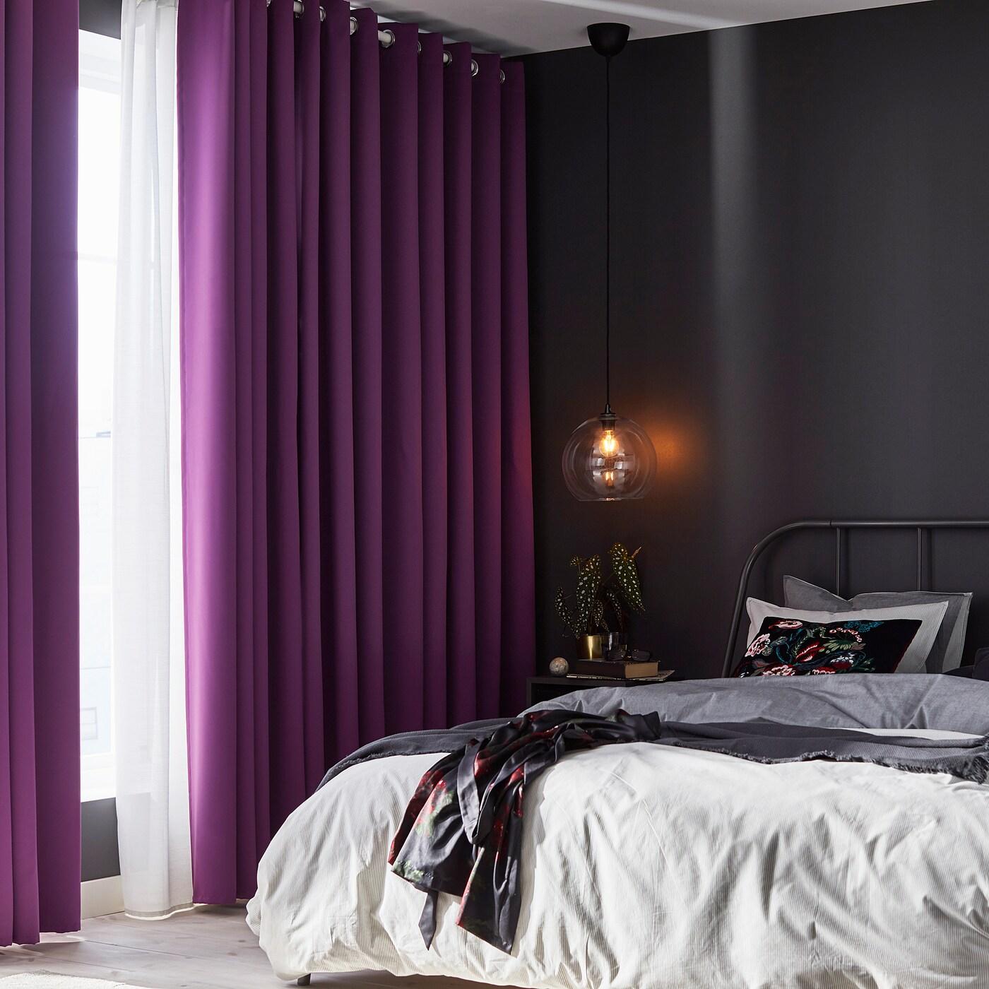 шторы к серым обоям дизайн идеи