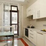шторы на кухню интерьер идеи