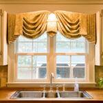 шторы на кухню идеи интерьер