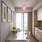 шторы на кухню фото варианты