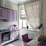шторы на кухню варианты идеи