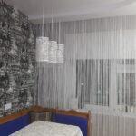 шторы на кухню идеи фото