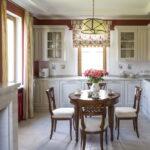 шторы на кухню дизайн