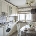 шторы на кухню дизайн фото