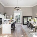 шторы в кухню-гостиную рулонные