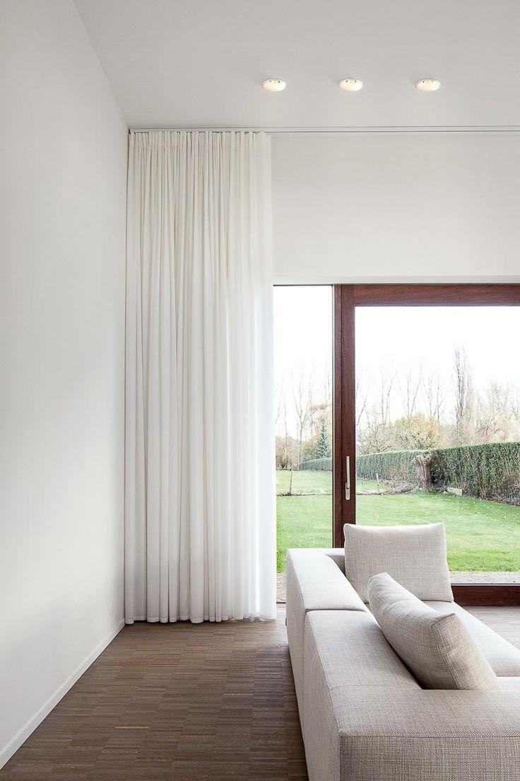 сочетание штор с мебелью