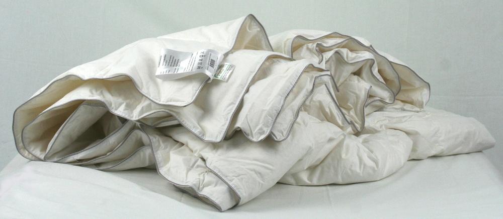 сушка пухового одеяла
