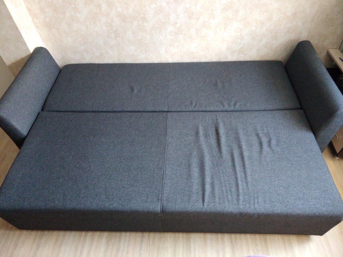 диван из пружинного блока