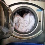 стирка одеяла в стиральной машине идеи фото