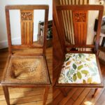 стулья после реставрации декор фото