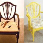 стулья после реставрации фото декор