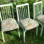 стулья после реставрации виды идеи