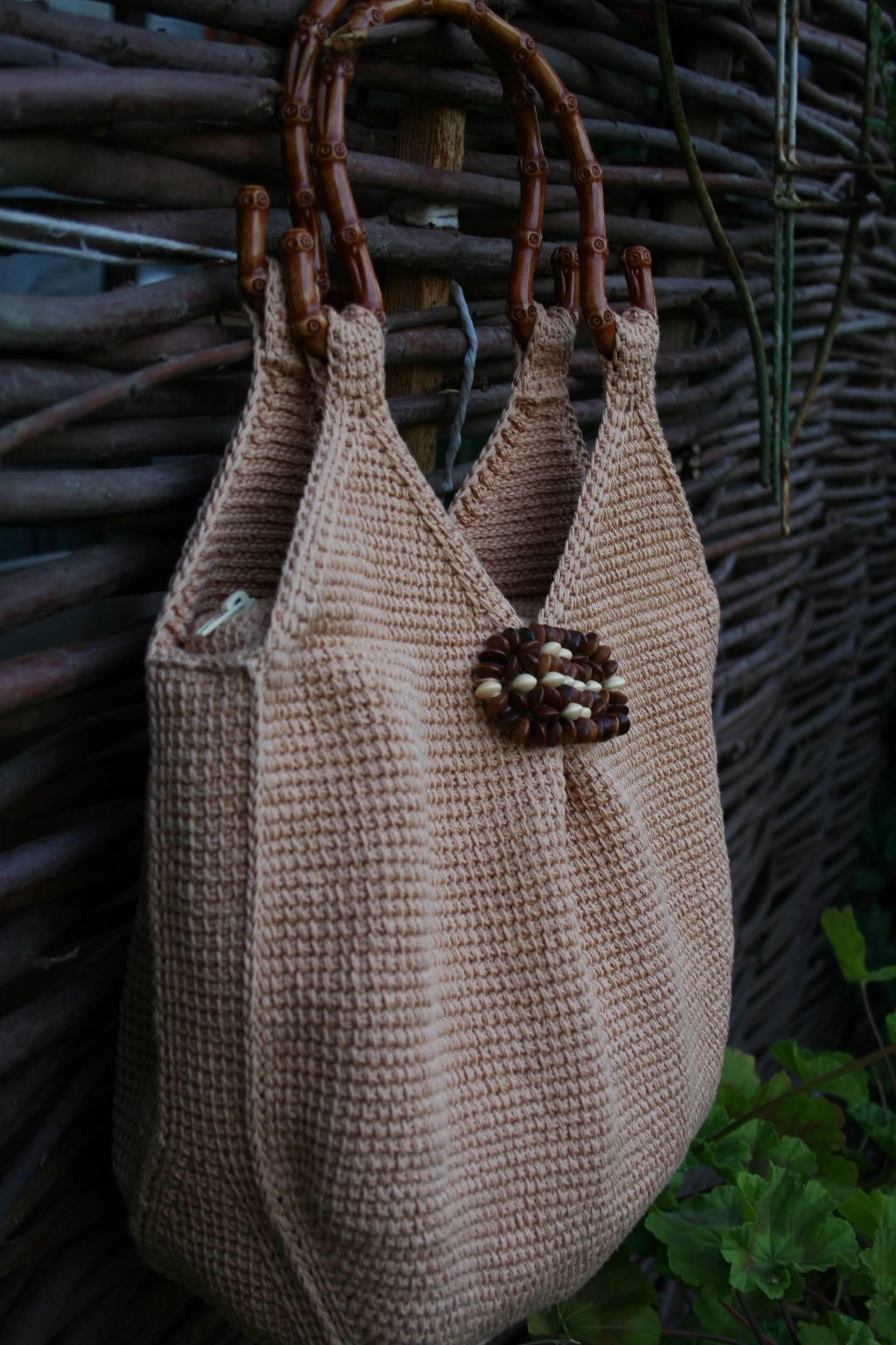 вещи из тунисского вязания