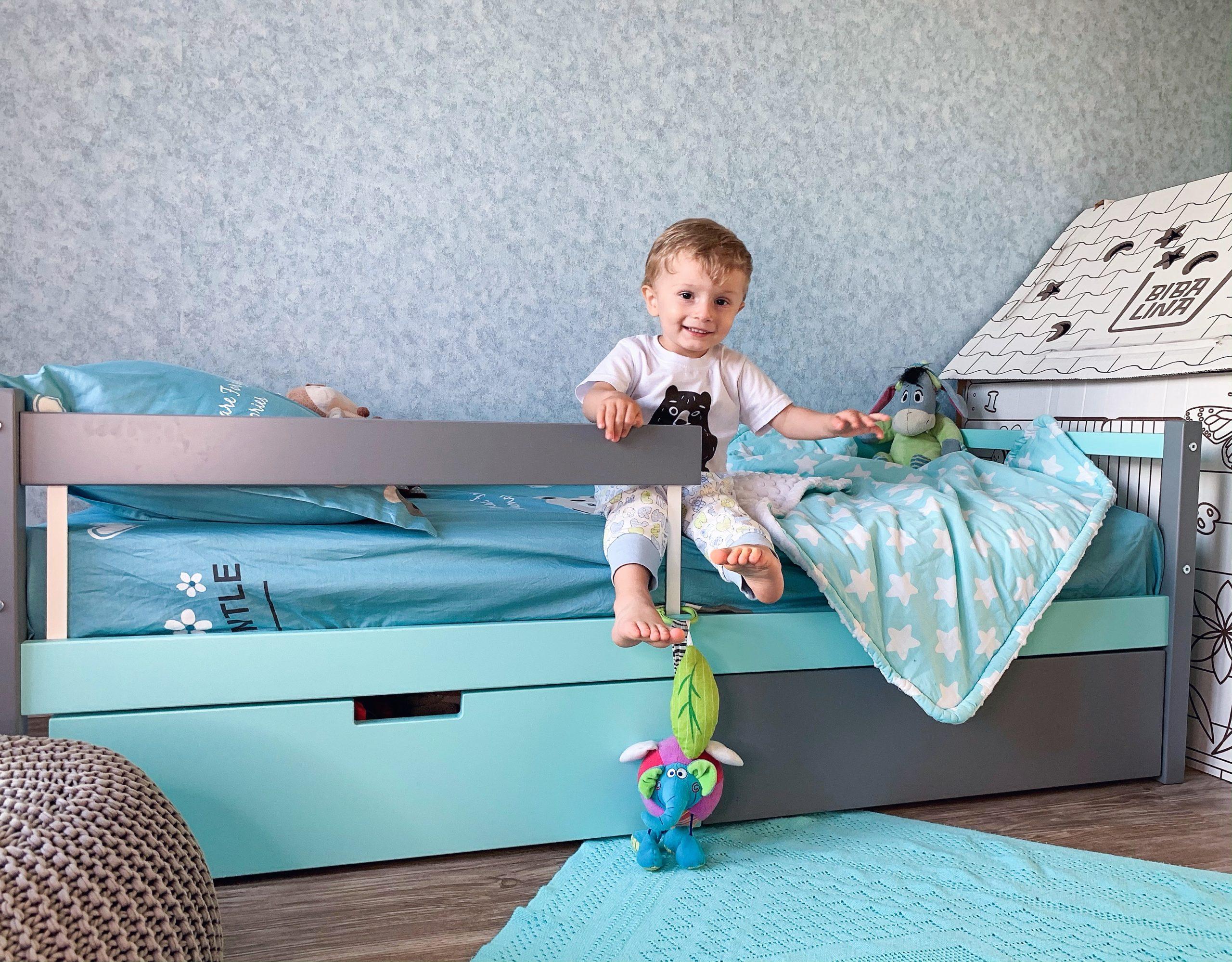 удобное детское место для сна