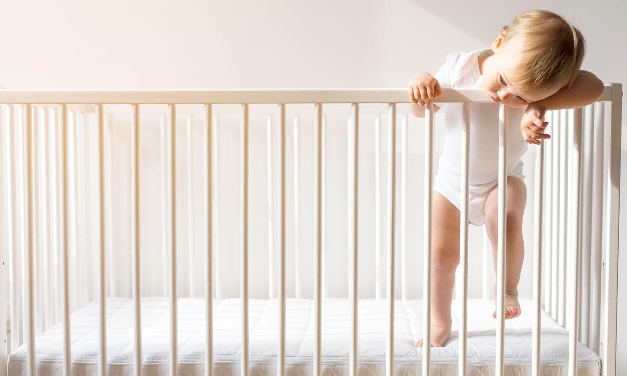 выбор габаритов детской кровати
