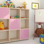 декорирование пространства в детской